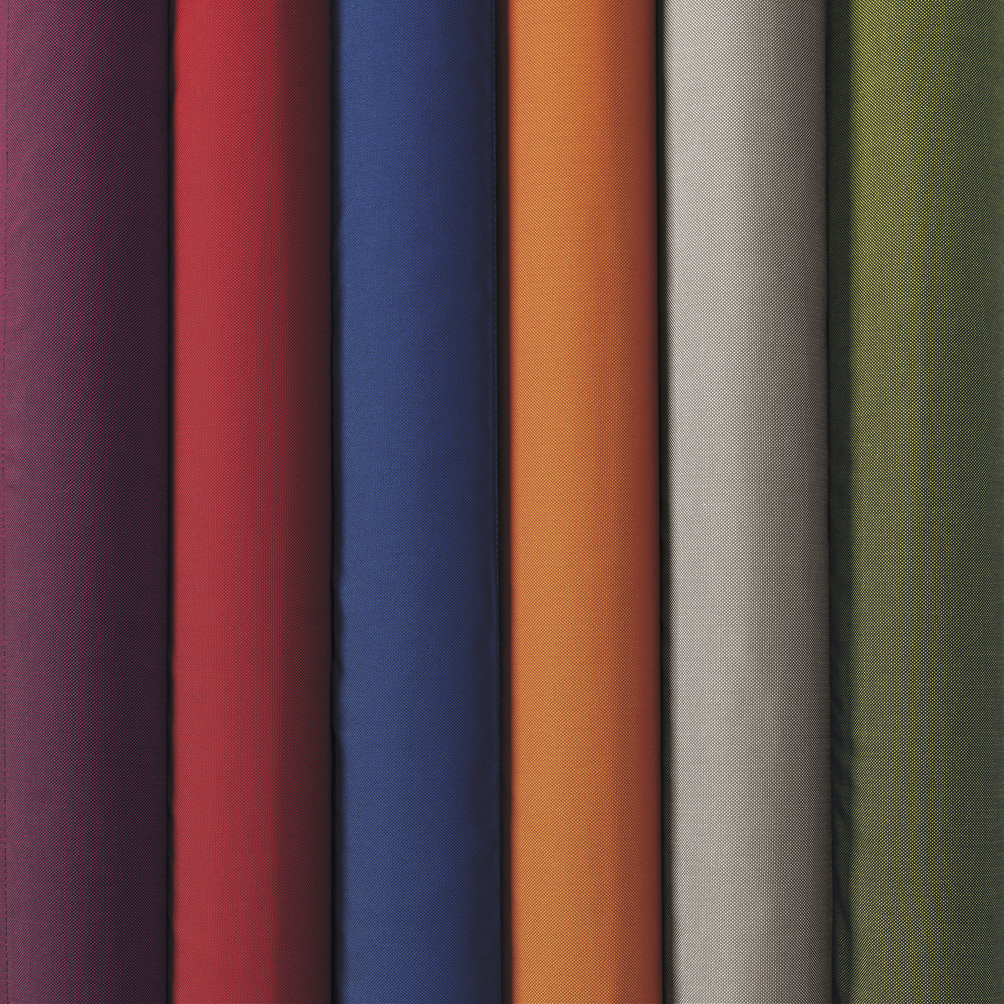 Colores disponibles para tapizados