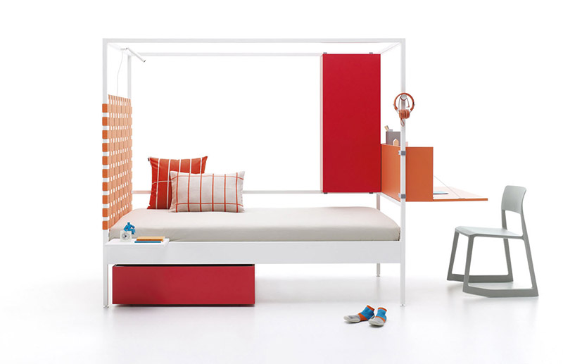 Nook Bed Comp. 4