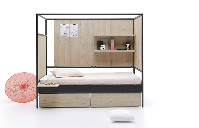 Nook Bed Comp. 10