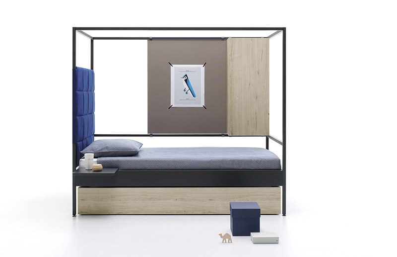 Nook Bed Comp. 12