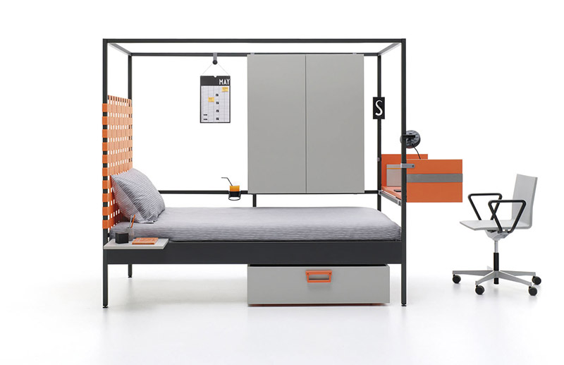 Nook Bed Comp. 17