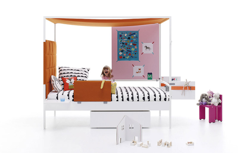 Nook Bed Comp. 18