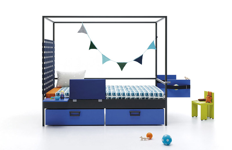 Nook Bed Comp. 19