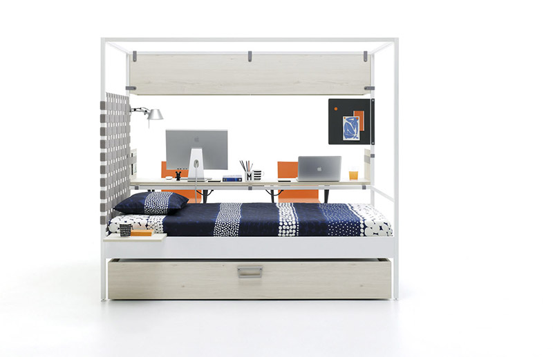 Nook Bed Comp. 23