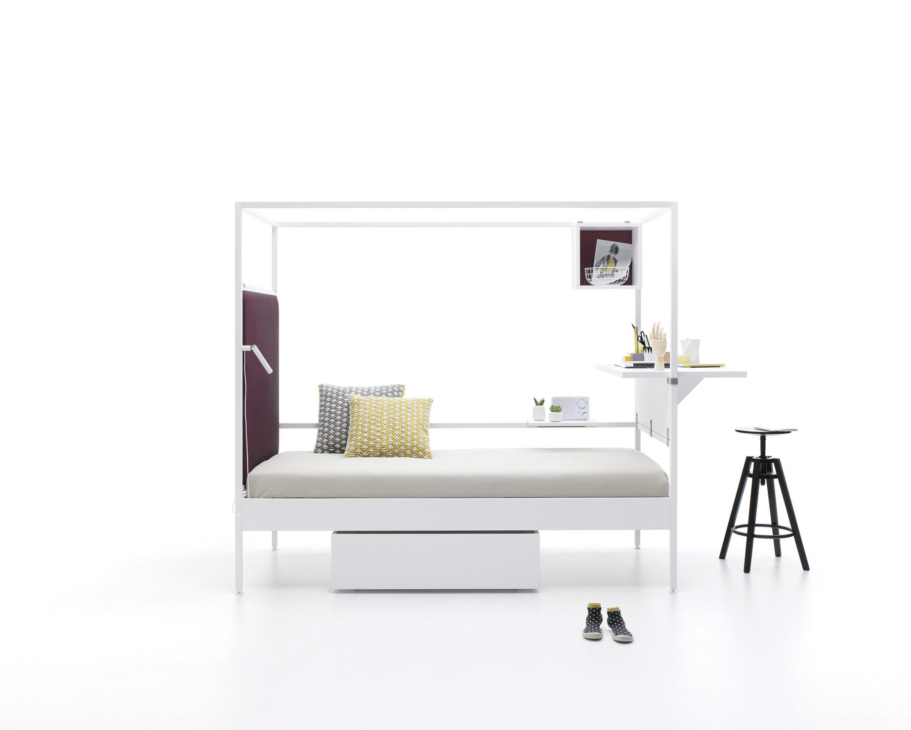 Se crea habitación funcional con la cama Nook