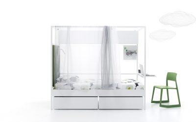 Nuevo NOOK, el programa de camas singulares de JJP diseñado por Carlos Tíscar