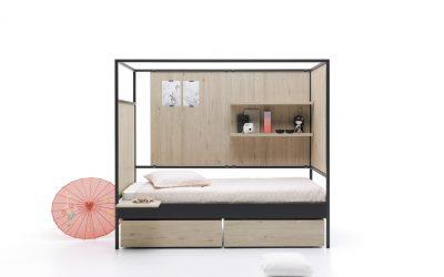 Cama Nook Singular Bed estilo y belleza