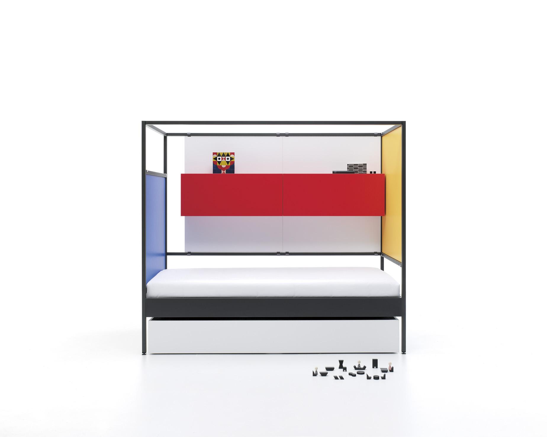 Nookbed Mondrian desing