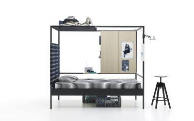 Cómo aprovechar el espacio vertical en una habitación