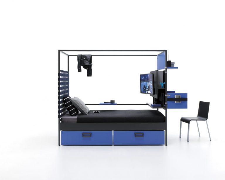 Nook Bed modulo videojuegos
