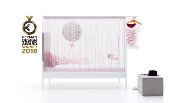 Nook Bed Premio mejor diseño 2018